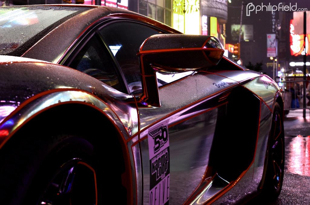 Gumball 3000 – Lamborghini Aventador LP 700-4