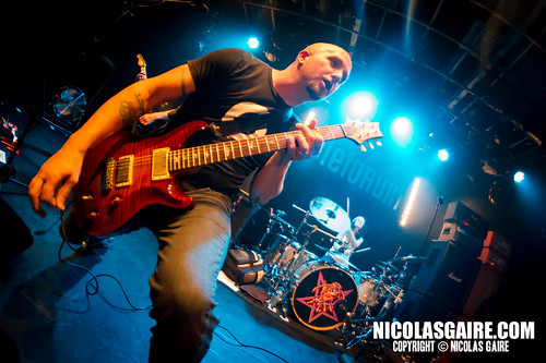 Ugly Kid Joe @ Forum Vauréal - Paris | 13.06.2012