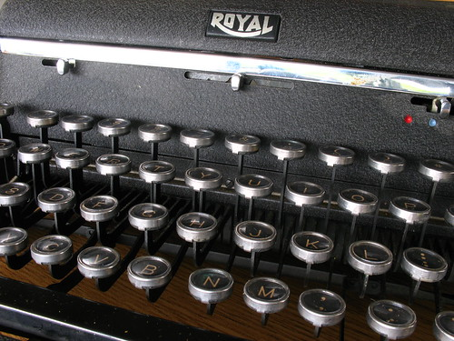 Royal Quiet De Luxe, c1947