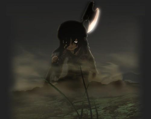 120515(1) - 亂世浮生漫畫《アシュラ》將由動畫《TIGER & BUNNY》導演「さとうけいいち」在9/29製作上映劇場版! (1/2)