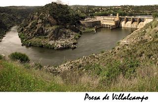 Salto de Villalcampo * Zamora