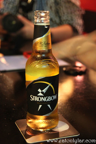Strongbow, D Legends Bar