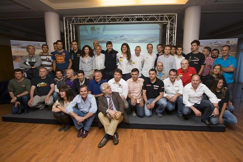 Dakar World Tour Barcelona 2012