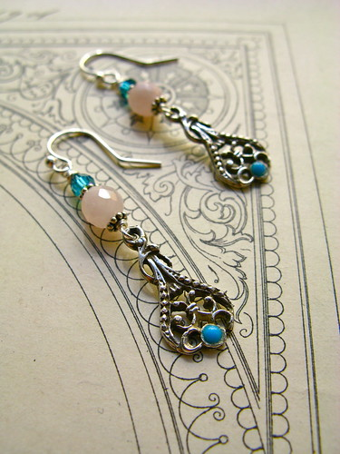 Hands of Time earrings