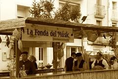 Mercat a la Plaça: la Fonda del Músic