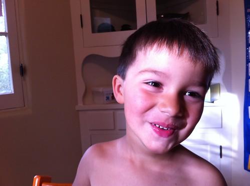 Finn after