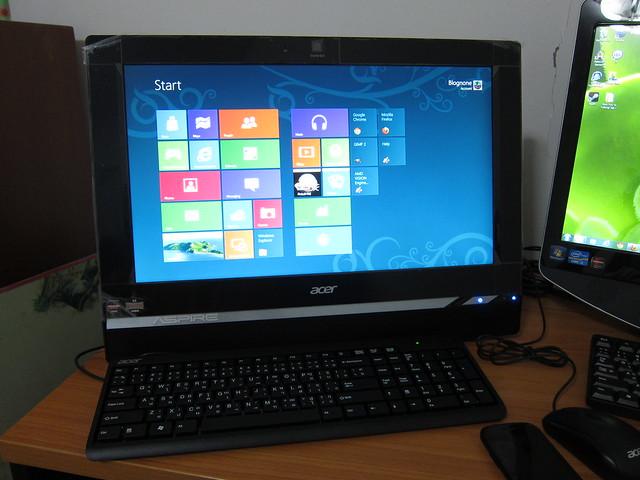 Acer Aspire Z1220