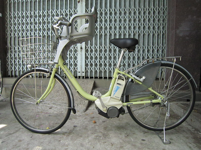 Ghế ngồi xe đạp bằng nhựa cho trẻ em