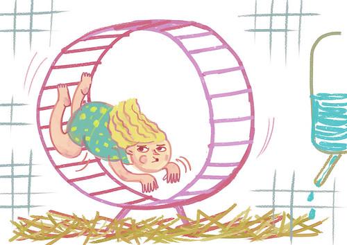 hamsterwheel