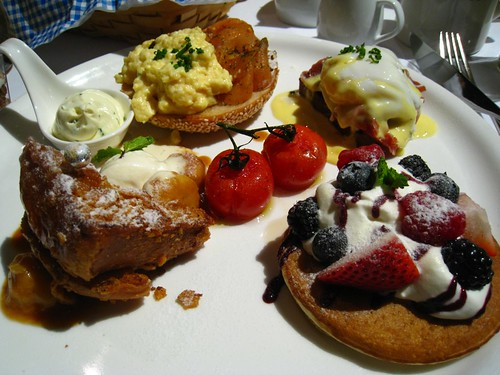 My Tasting Platter at Dean & DeLuca's All-Day Breakfast Preview