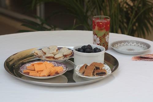 teaparty food