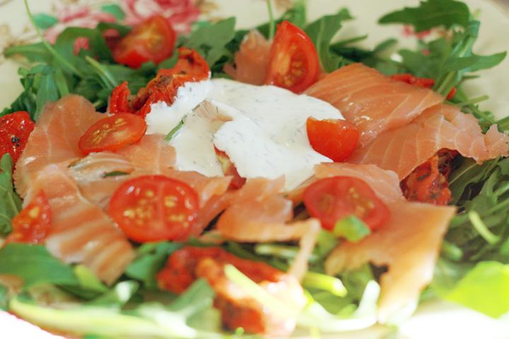 salmon rocket d