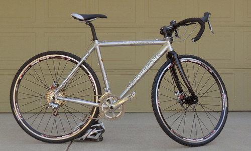 clean bike