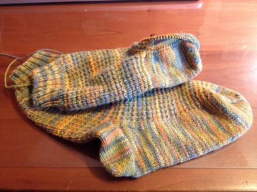 Sock Update