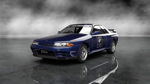 GT Academy 2012: Nissan SKYLINE GT-R VüEspec II (GT Academy Version) '94_73Front