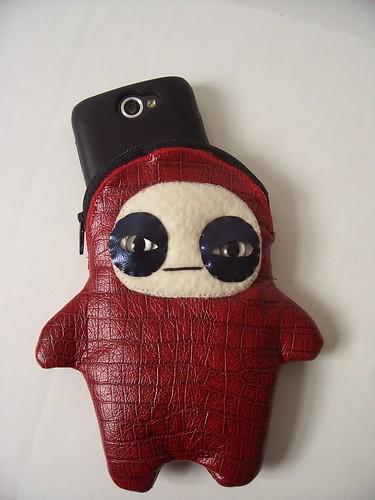G.N.B. Smart Phone Protector. by plushplex
