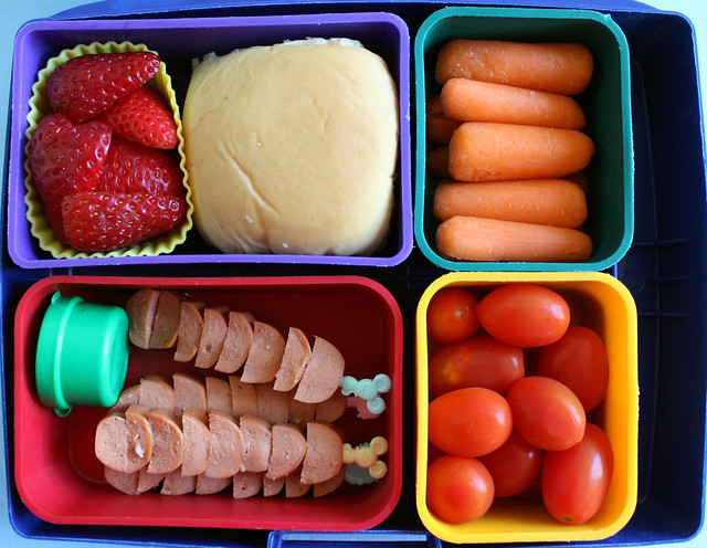 Big Kid Bento Box #600