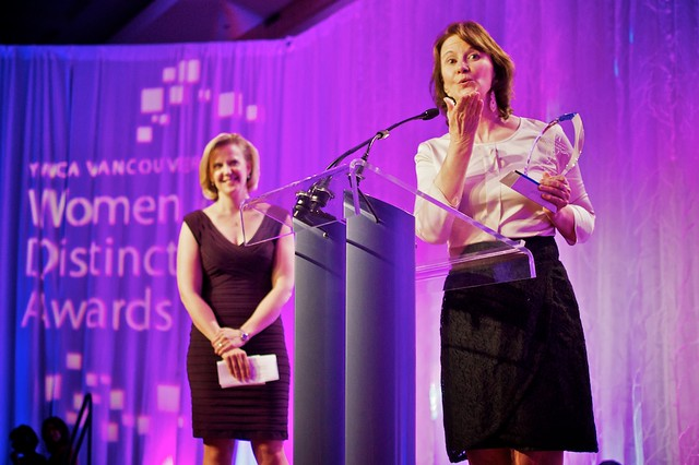 YWCA Women of Distinction Awards 2012