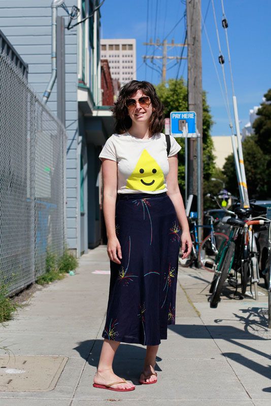 smiletri san francisco street fashion style