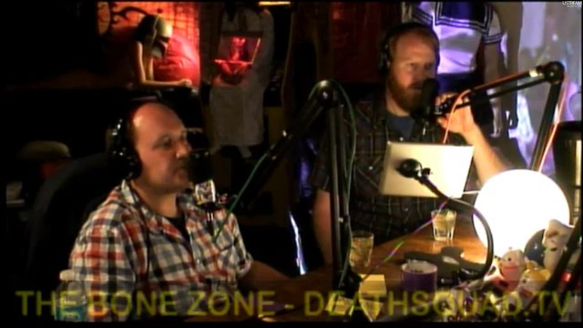 THE BONE ZONE #22