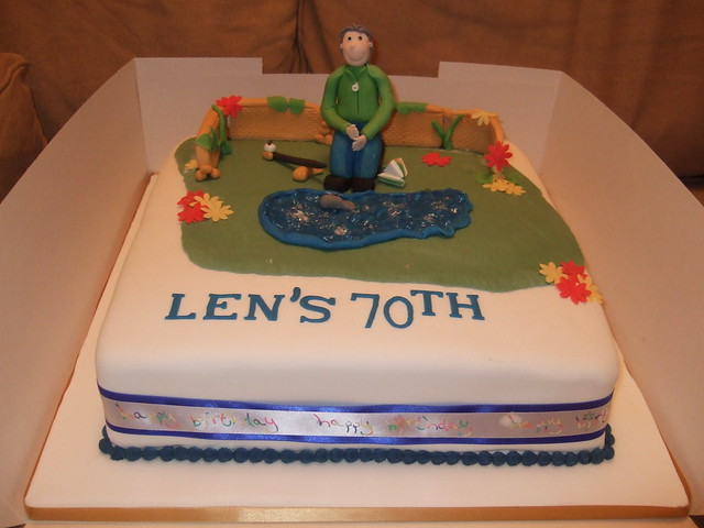 Ideas for pastor 70th birthday celebration just b cause for 70th birthday cake decoration ideas