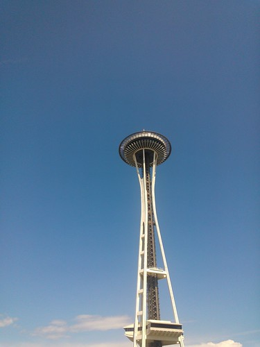 Space Needle 2 by kiki5253