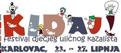 KIDaj - festival dječjeg uličnog kazališta