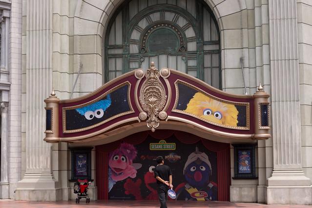 Sesame Street - Future Construction