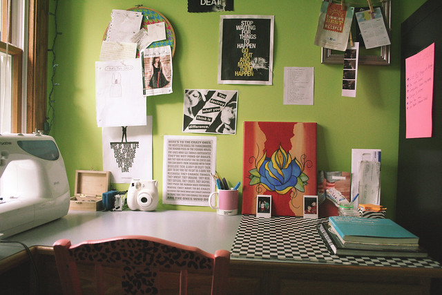 desk art
