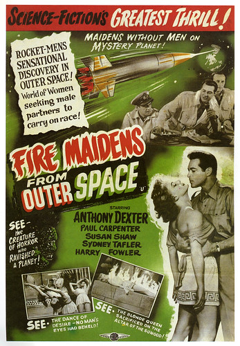 Fire Maidens From Space  by paul.malon