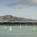 USS Nimitz in San Francisco by morozgrafix
