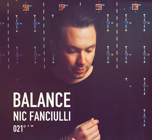 (Tech-House,Deep-House) VA - Nic Fanciulli - Balance 021 - 2012, FLAC (image+.cue), lossless