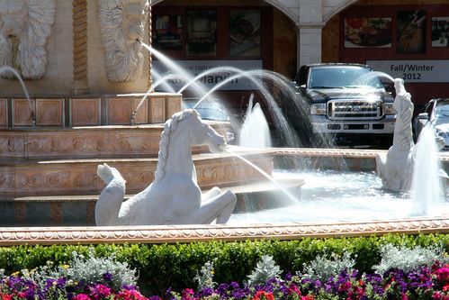 Tivoli Village - Fountain