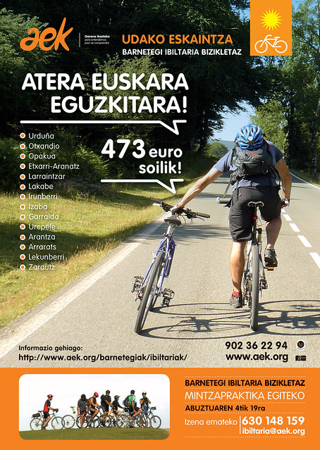 ibiltaria2012-bizikletaz