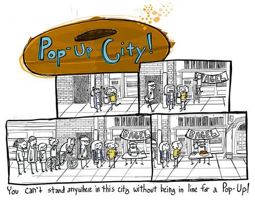 PopUp City