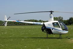 Robinson R-22 G-EFOF