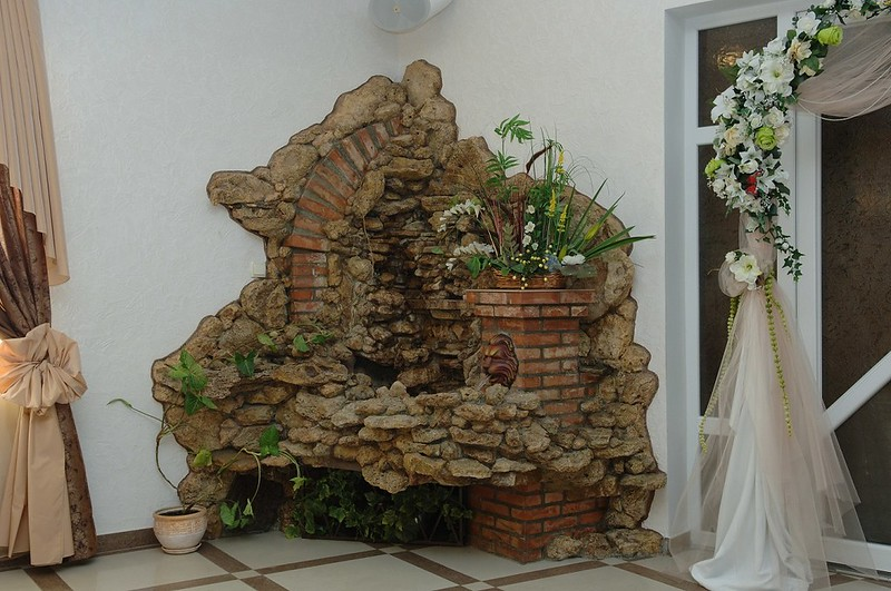 "SALA DE BANCHET ""CASCADA"" > Foto din galeria `Despre companie`"