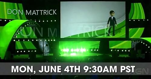 E3 2012 transliacija internetu prasideda Birželio 4d.