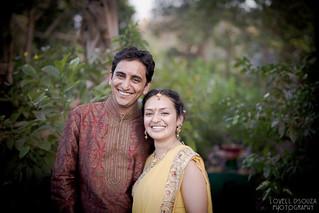 Tushar & Abigail
