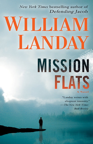 Mission Flats - US trade paperback (June 2012) | by William Landay