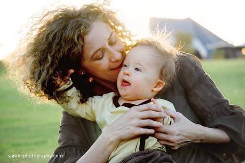 Sweet mama & baby