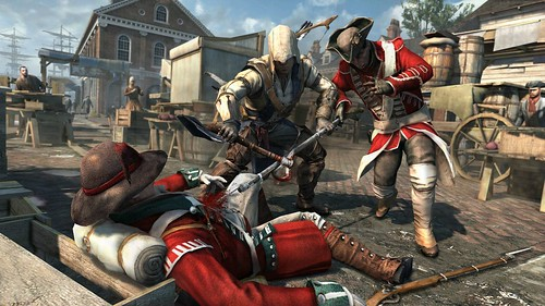 Assassin's Creed 3 Pickpocketing Guide - Who To Pickpocket?
