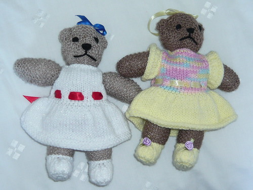 Knitting Bears