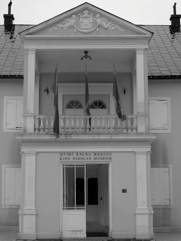Musée du roi Nikola Petrovic@Cetinje