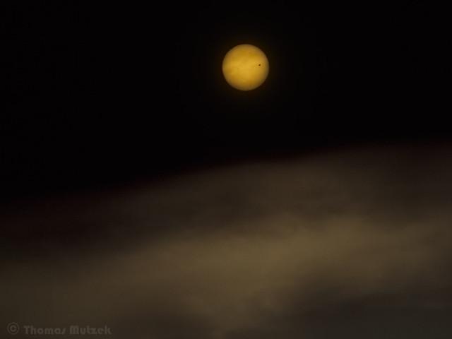 Venus Transit - June 5, 2012