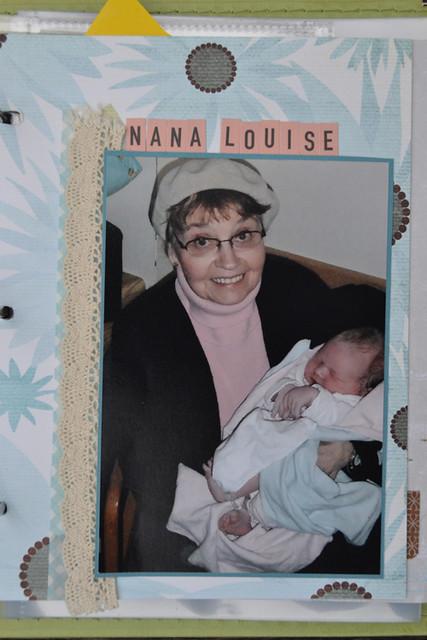 Ben's Baby Book_Nana Louise