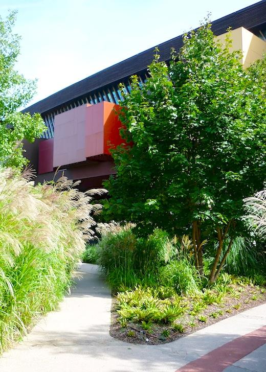 Les jardins d'été du Quai Branly jusqu'au 2 septembre 2012 ...