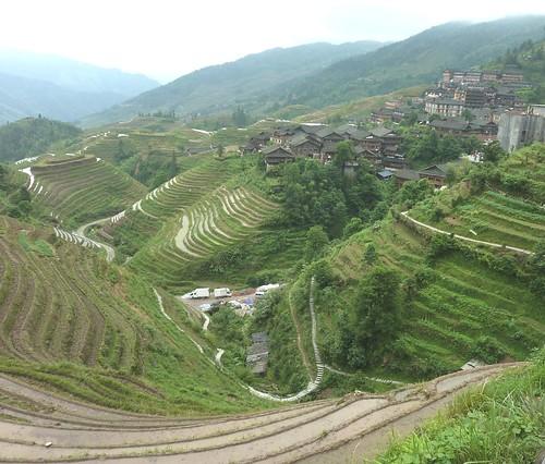 C-Guangxi-Pingan-Terrasse des 9 dragons (6)
