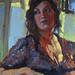 Brittany-Melissa Grimes oil painting