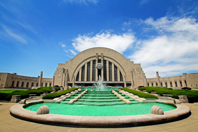 Queen city discovery union terminal a jewel in the crown Museums in cincinnati ohio